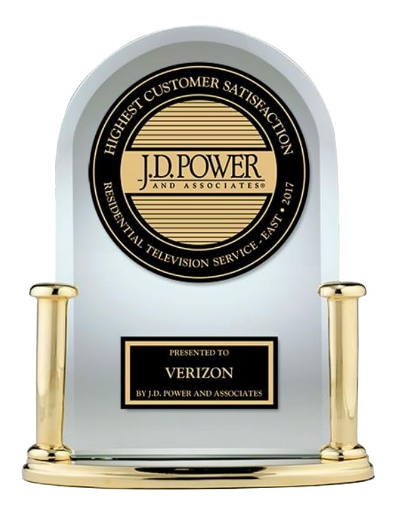 Premio JD Power de Verizon