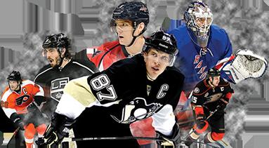 Jugadores de NHL