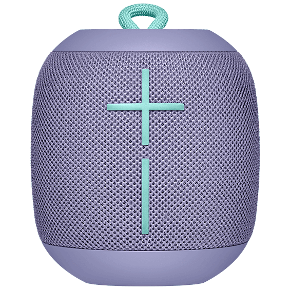 Front view image of the UE Wonderboom in lilac